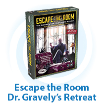 Escape The Room: Dr Gravely's Retreat