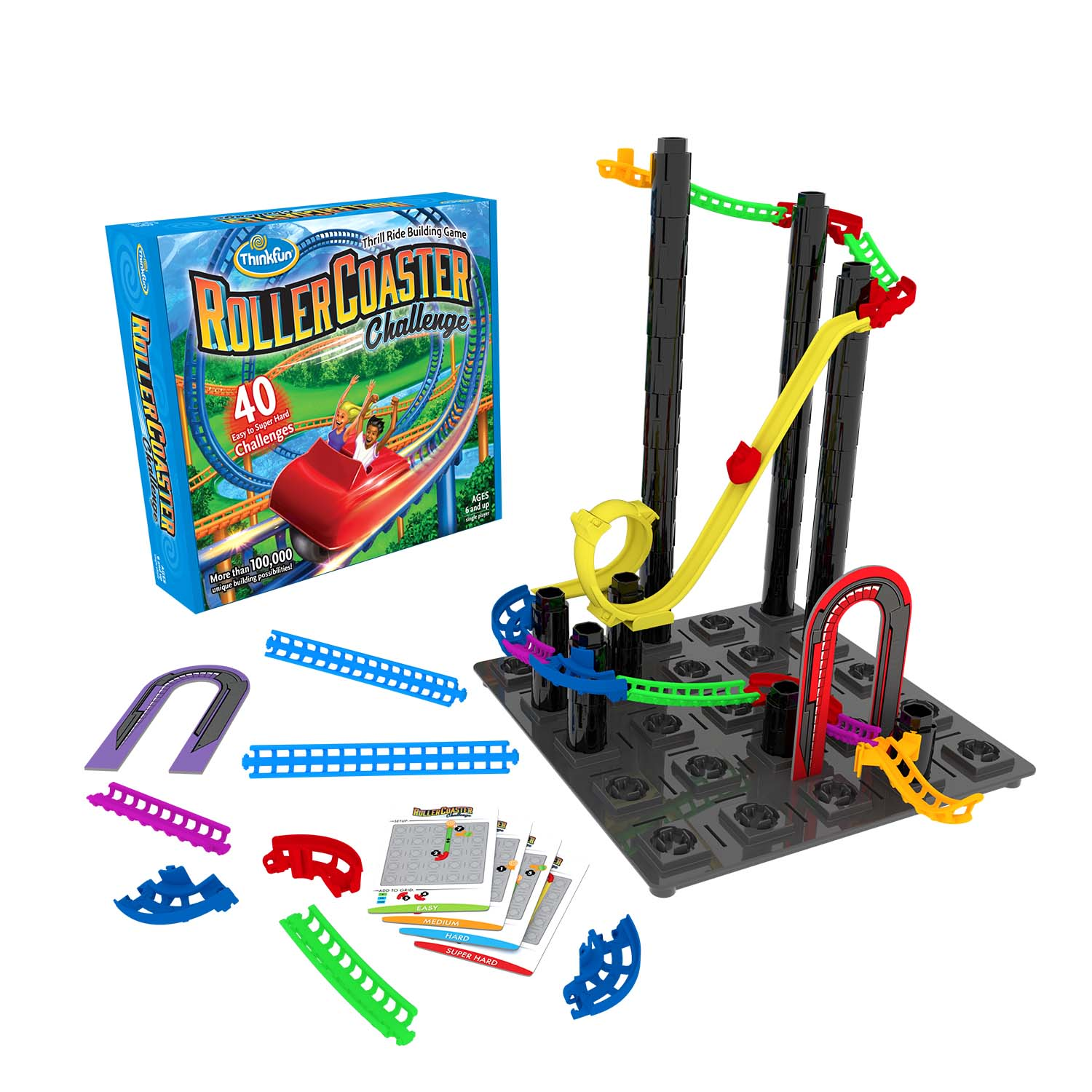 construx roller coaster instructions pdf