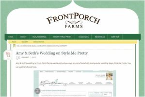 Tips From a Master on Getting Press for Your Wedding Business