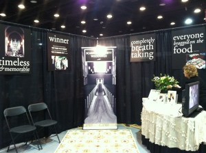 Good Ideas From Sunday's Bridal Show