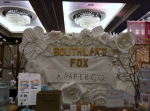 Bridal Show Booth Ideas, Winter 2014