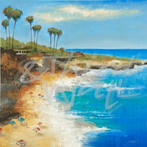 seascapes, beach art