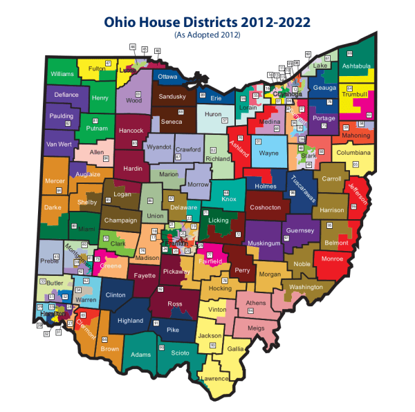 HouseDistricts