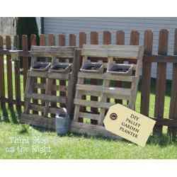 Best Diy Pallet Herb Garden Diy Pallet Garden Making An Herb Garden Build An Herb Garden Box