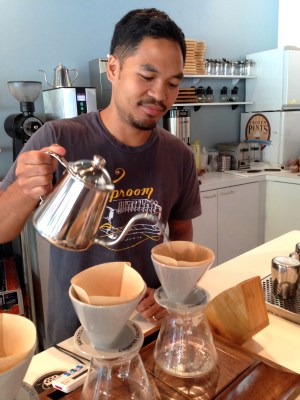 Jonathan Pascual Taproom Coffee
