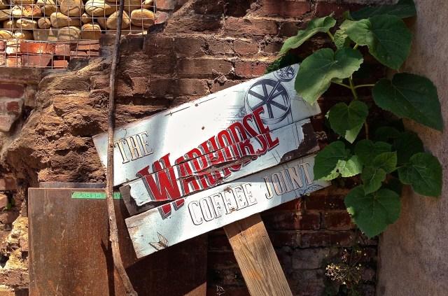 The Goat Farm Warhorse Coffee