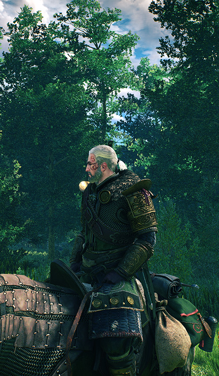 The Witcher 3: Wild Hunt – Hearts of Stone DLC – 5K – No. 4