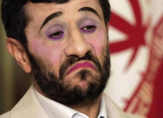 Ahmadinejadmakeup
