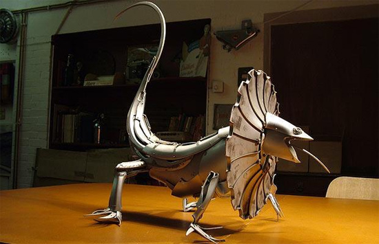 steel-lizard