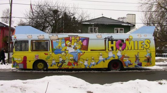 thesimpsonbus