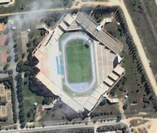 12 World S Weirdest Stadiums