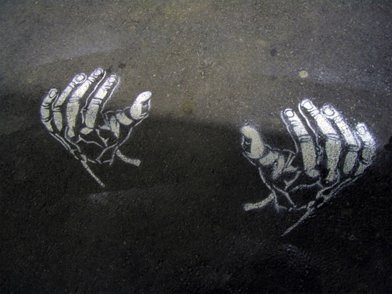 hands-shadow