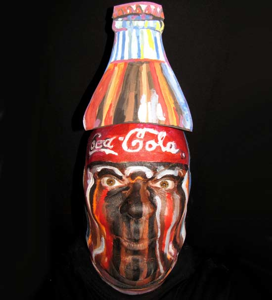 coca-cola-facepaint