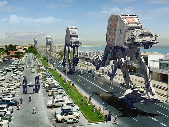 star-wars-invades-postcards