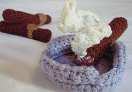 ciggar-knitted