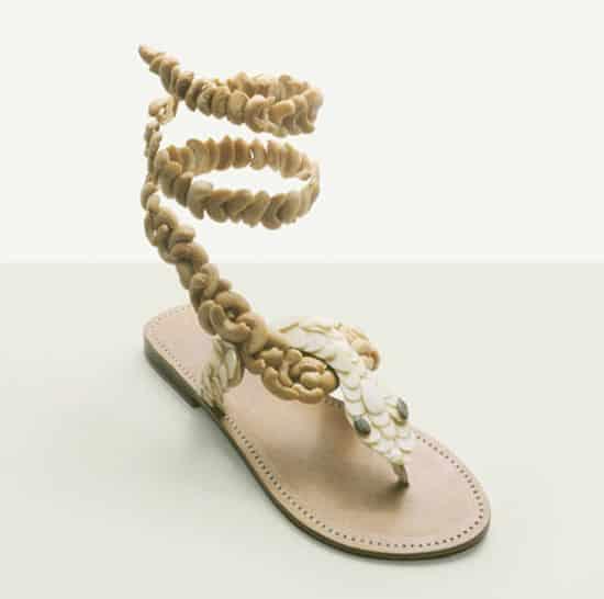 food-shoe