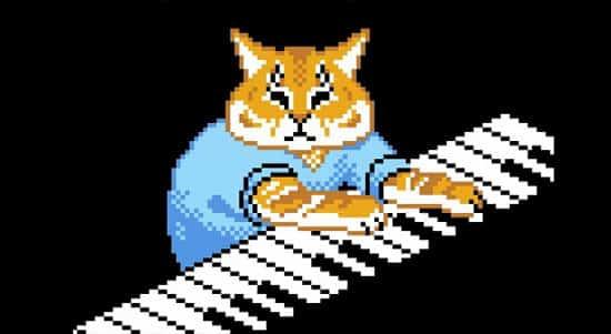 8-bit-keyboard-cat