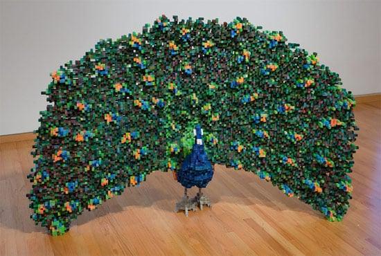 pixelate-pea-cock
