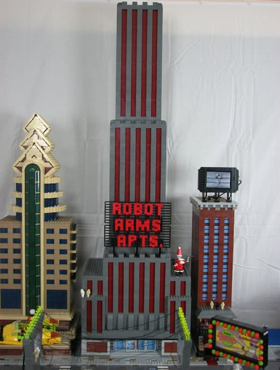 futurama-lego-building