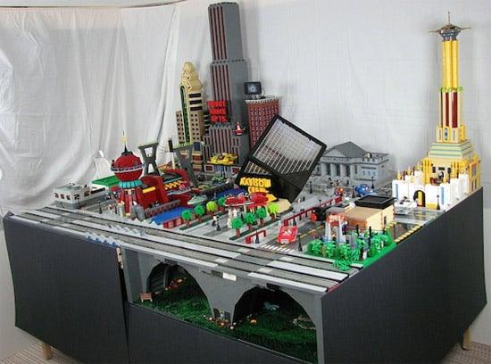 nyc-city-futurama