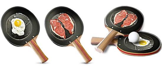 racket-meat-egg