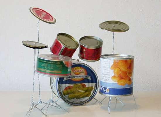 can-drums