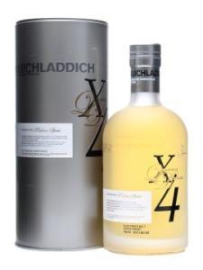Bruichladdich X4 Perilous Whiskey