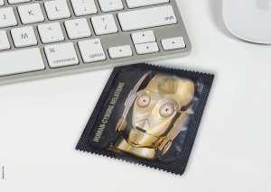 C-3PO Condom Design