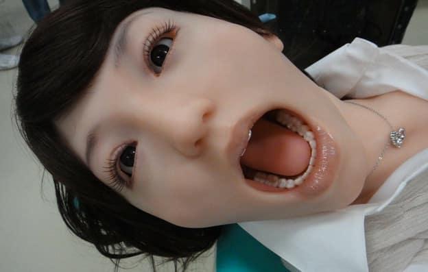 Dental Training Robot