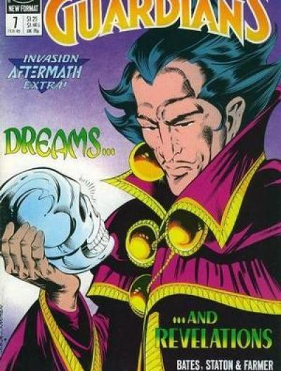 Bad Times in Comics:  Weird Superheroes and Villains And Extrano