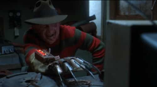 More Nightmare on Elmstreet, Freddy Krueger Horror Movies