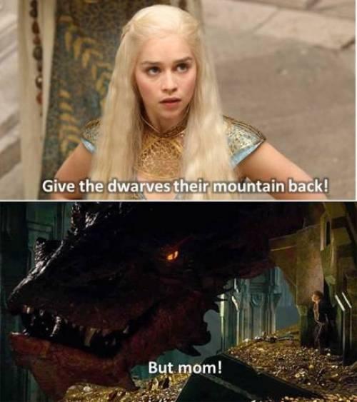 hobbit throne