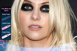 Incredible Makeup Fail