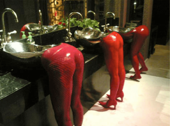 craziest bathroom designs