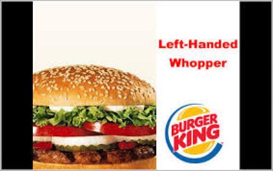 left handed whooper