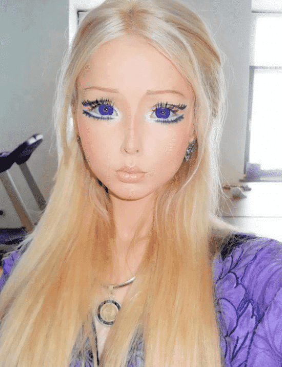 Plastic Surgery to Look Like Barbie