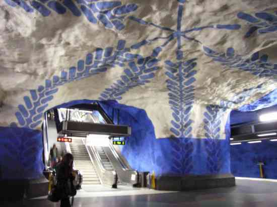 6 of the Most Impressive Subway Stations in the World2