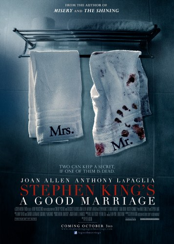 a good marriage upcoming stephen king movies