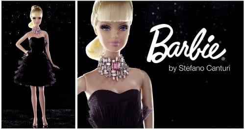 stefano canturi barbie doll