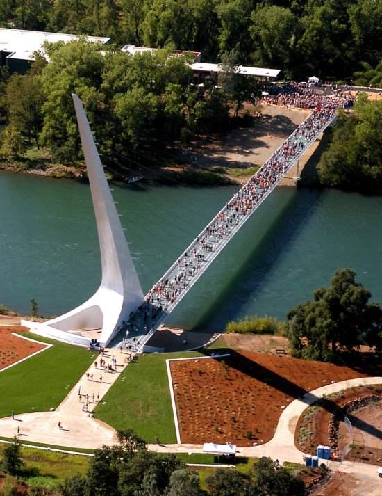 Sundial Bridge, U.S.