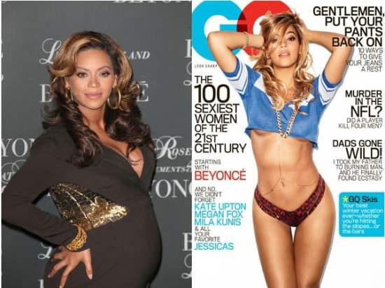 before and after weight loss 1