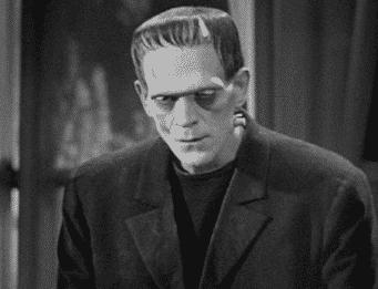 Frankenstein´s Monster – Frankenstein