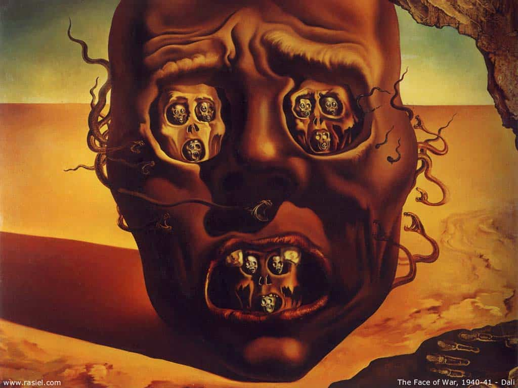 Beautiful Salvador Dali Paintings