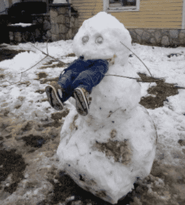 Best and Worst Snowman Pictures in the World