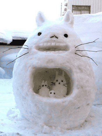 Best and Worst Snowman Pictures