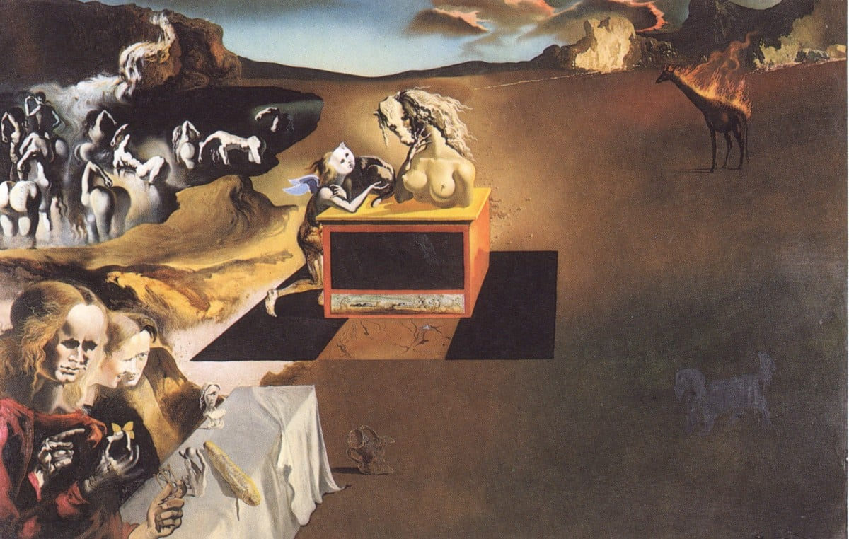 10 Most Beautiful Salvador Dali Paintings