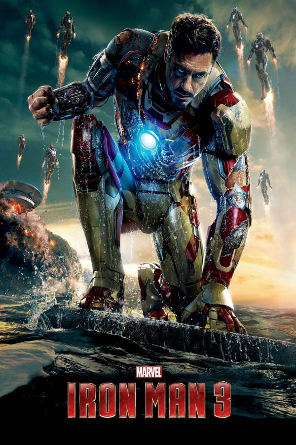 The guesswork in the complicated Marvel Cinematic Universe features Iron Man 3 as well.