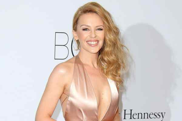 The list of 6 celebrities that suffered from depression includes Kylie Minogue