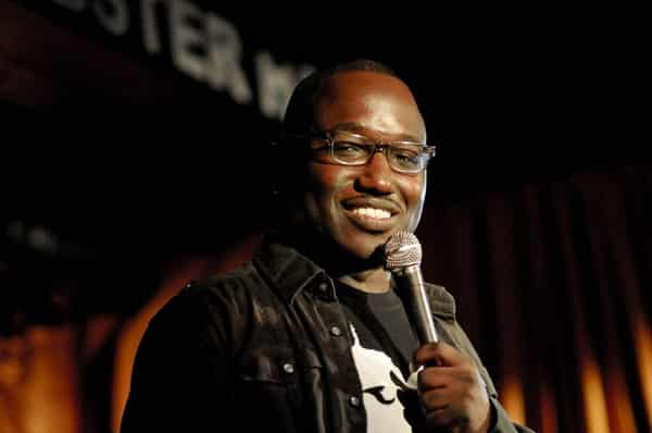 6 comedian aimed death threats - Anthony Buress