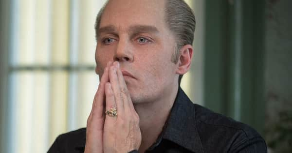 Johnny Depp surprised us all in Black Mass.